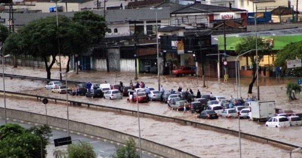 Prefeitura de SP lança plano antienchente de R$ 750 mi - Notícias ...