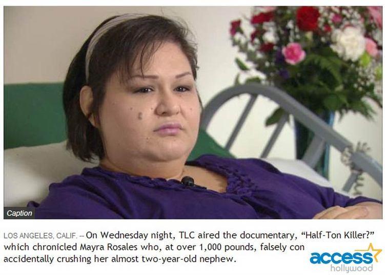 Obesa mórbida acusada de matar sobrinho perde 270 kg e tenta ter vida