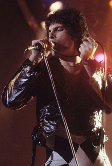 O vocalista da banda britânica Queen, Freddie Mercury faleceu no dia 24 de novembro de 1991, aos 45 anos, depois de lutar muito contra a Aids