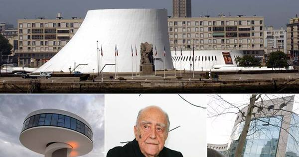 Você conhece as obras de Niemeyer pelo mundo? Veja - Fotos - R7 ...