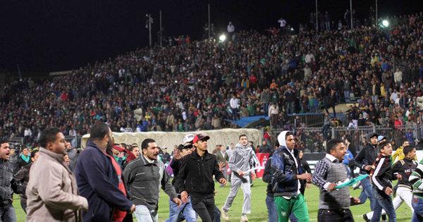 Equipe egípcia que enfrenta Corinthians no Japão viveu tragédia no ...