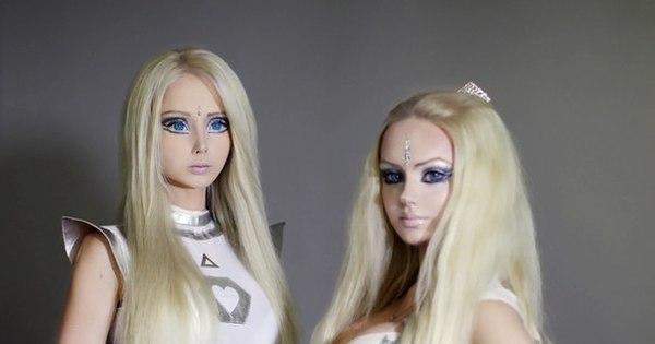 Barbies humanas querem invadir os EUA - Notícias - R7 Hora 7