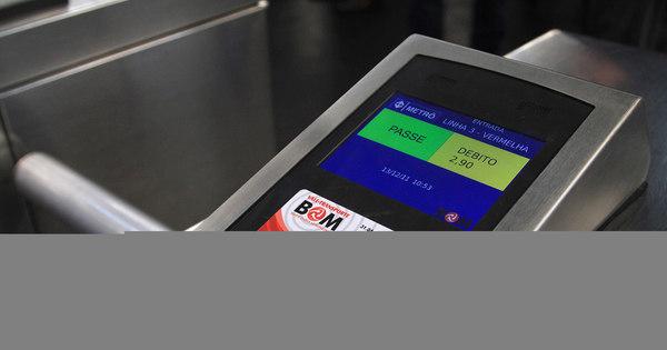 Cartão BOM que integra ônibus, metrô e trens passa a valer a partir ...
