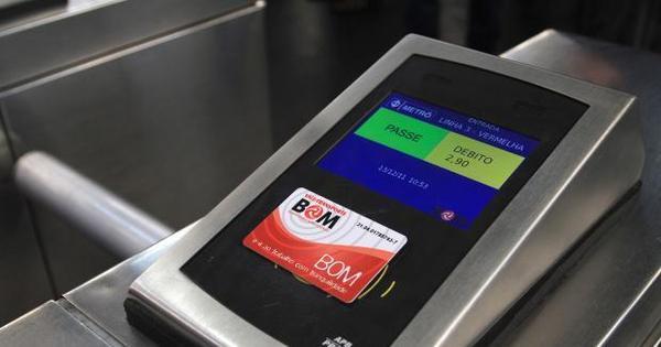 Bilhete da EMTU será usado como cartão de débito - Notícias - R7 ...