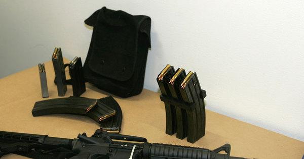 Empresa venderá fabricante do fuzil utilizado no massacre de ...