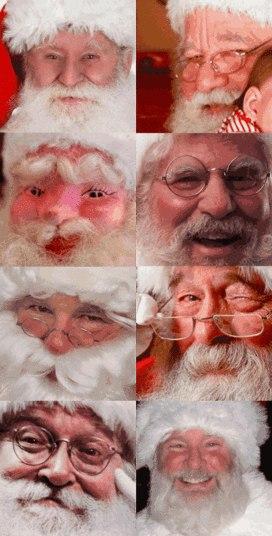 Reprodução/Sketchy Santas