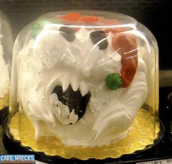 Reprodução/CakeWreck.com