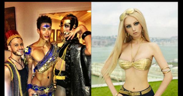 Barbie ucraniana mete a boca no Ken humano - Notícias - R7 Hora 7