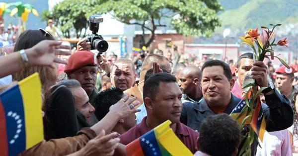Relembre a trajetória do ex-presidente venezuelano Hugo Chávez ...