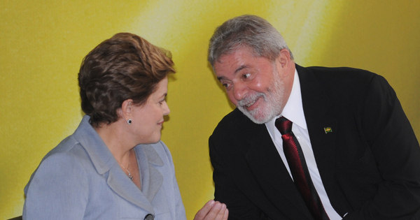 Lula volta a se encontrar com Dilma em Brasília e decide sobre ...