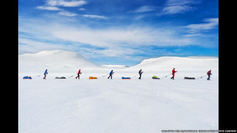 Kai-Otto Melau/National Geographic Photo Contest