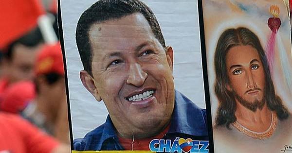"""Chávez tem evolução """"favorável"""", diz governo da Venezuela ..."""