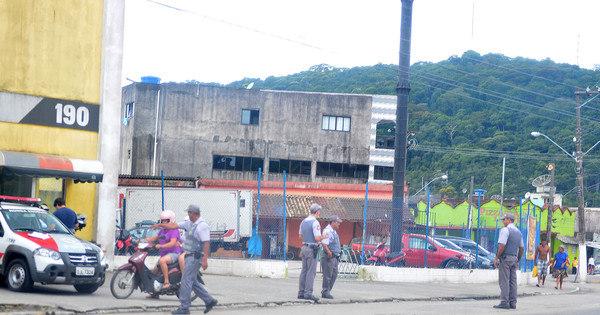 Mesmo com policiamento reforçado, Baixada Santista registra ...