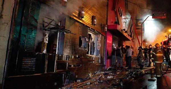 Veja a cobertura completa do incêndio que deixou centenas de ...