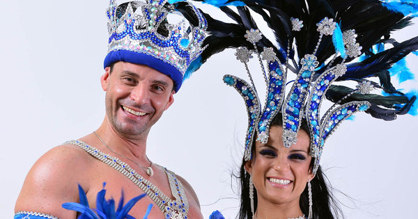 Conheça Daniel Manzioni e Cristina Aguiar, a realeza da ...