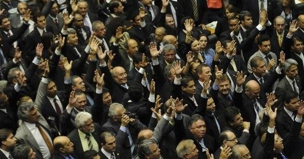 Congresso começa ano com desafio de votar Orçamento, royalties e ...