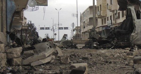 Irã diz que ataque de Israel na Síria terá graves consequências ...