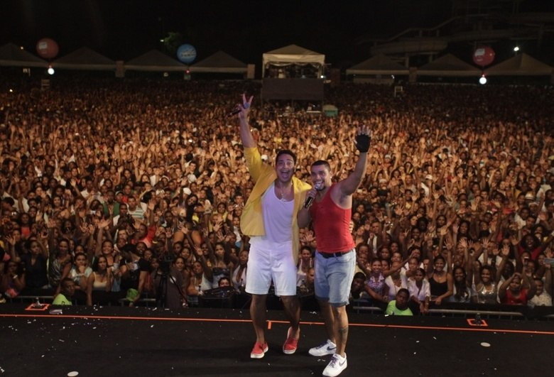 Dilson Silva, Rodrigo dos Anjos e Francisco Cepeda/AgNews