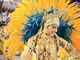 Com o enredo<i>Ao Mestre do Riso com carinho: As caras do Brasil,</i>a azul e amarelo apostou na vida e na obra do mestre do humor para garantir a vaga no Grupo Especial, em 2014