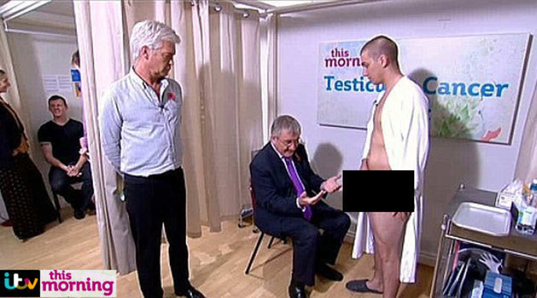 Reprodução/ITV This Morning
