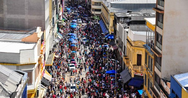 Regiões do Brás e da rua 25 de Março terão mudanças na coleta de ...