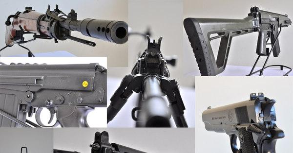 Conheça parte das armas do Exército Brasileiro - Fotos - R7 Brasil