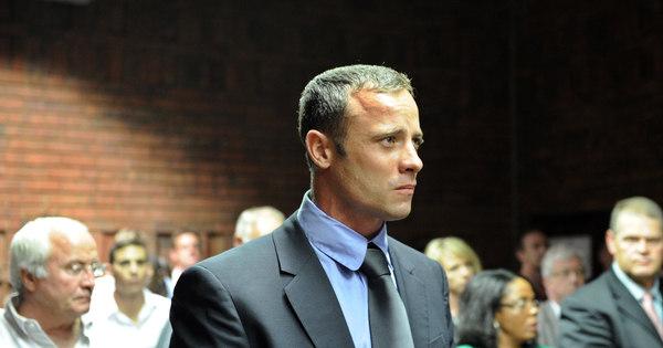 """Pistorius: """"Não planejei matar minha namorada"""" - Notícias - R7 ..."""