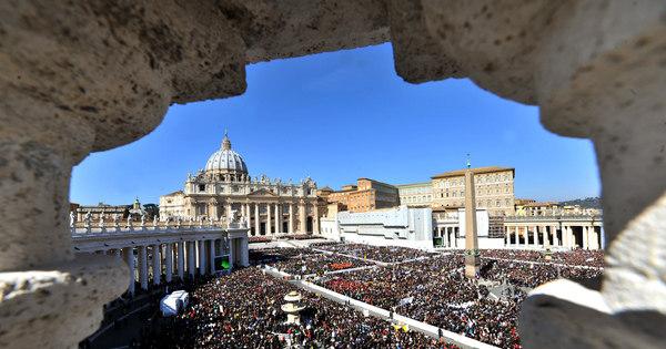 Ninguém quer ser papa, revelam cardeais antes de conclave no ...