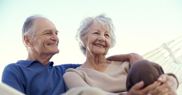 """""""O segredo do envelhecimento saudável está na alimentação ..."""