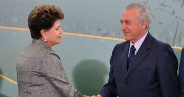 Dilma e Temer têm primeira reunião oficial, 44 dias após carta ...