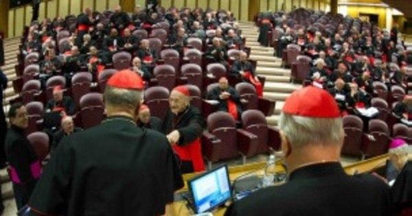 Cardeais iniciam discussões preparatórias para o conclave ...