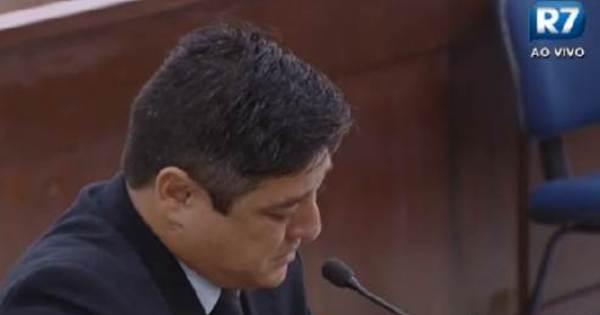 Irmão de Mércia Nakashima chora e bate boca com advogados de ...