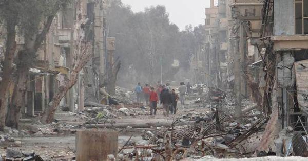 Em dois anos, guerra civil síria já deixou mais de 70 mil mortos ...