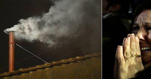 Católicos comemoram a escolha do novo papa - Fotos - R7 ...
