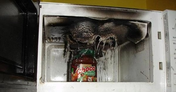 Onde há fumaça... Tem gente destrambelhada na cozinha! - Fotos ...