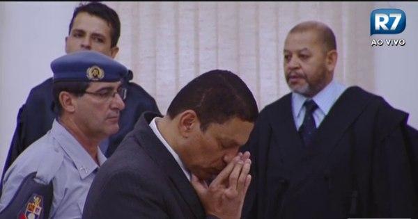 Mizael Bispo é condenado a 20 anos de prisão pelo assassinato de ...