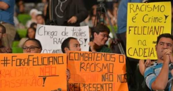 Presidente da Câmara diz situação de Marco Feliciano se tornou ...