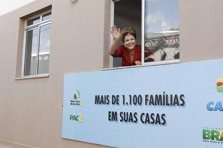 Dilma vai ajudar classe média a comprar a casa própria