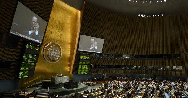 ONU aprova primeiro tratado sobre comércio internacional de armas