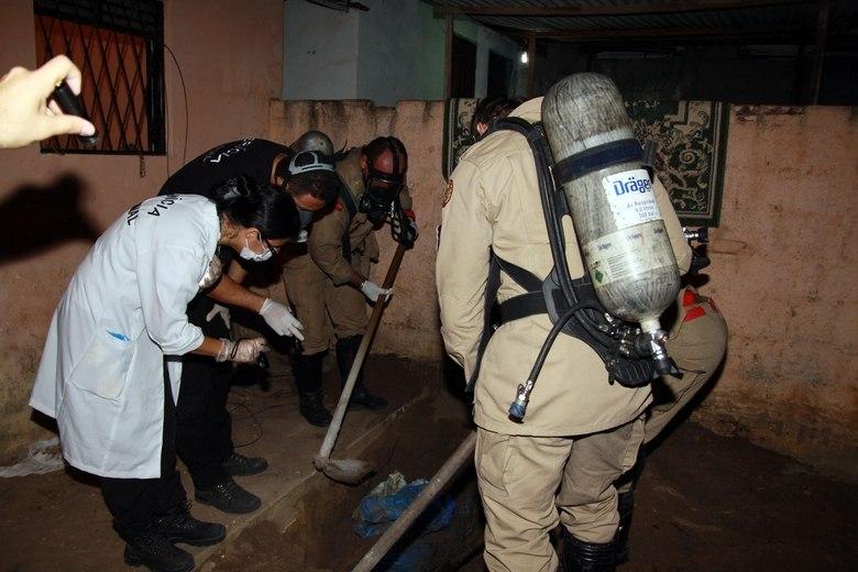 Divulgação Polícia Civil