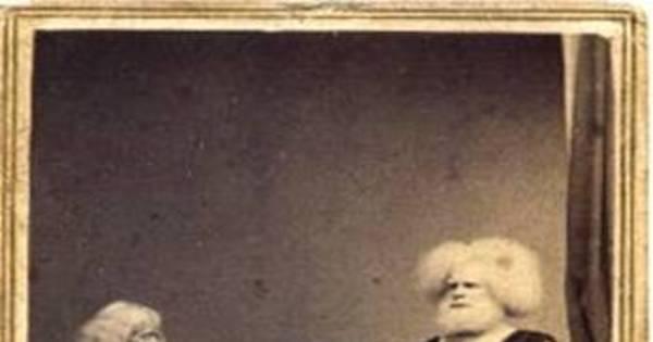 Essas fotos das antigas são apavorantes! Homem mostrava ...