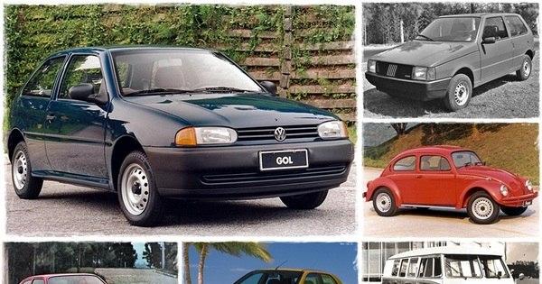 Os carros mais vendidos do Brasil de todos os tempos - Fotos - R7 ...