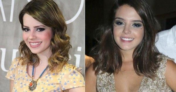 Elas parecem ter a mesma idade, mas o RG mostra outra coisa ...