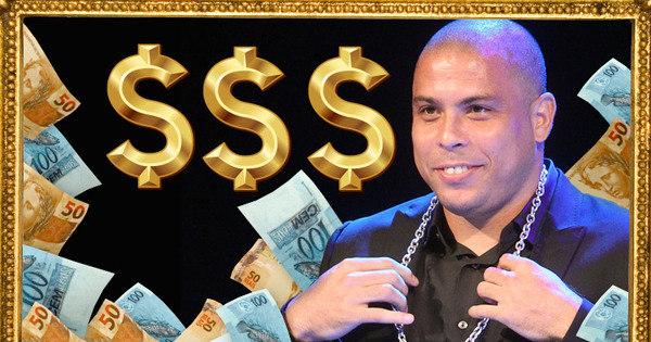 Novo bilionário? Descubra quanto Ronaldo embolsa por contrato ...