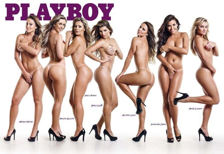Conhe A As Participantes Da Casa Bonita Que Est O Nuas Na Playboy