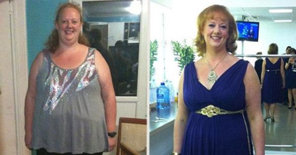 Ex- obesa, mulher perde 63 kg e vira professora de ginástica ...