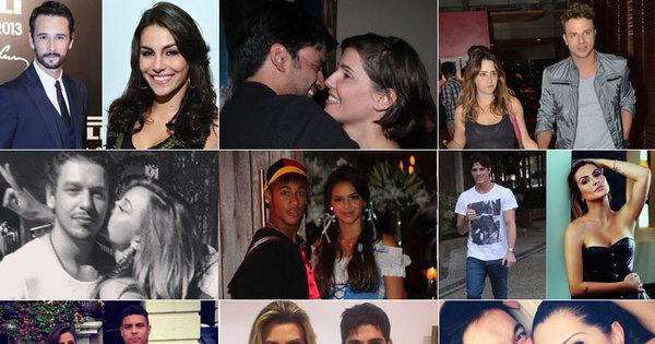Qual é o casal mais bonito de 2013? Vote! - Fotos - R7 Famosos e TV