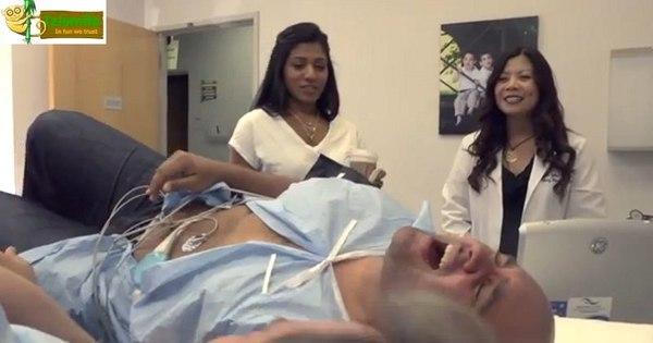 Machões choram como meninas em simulador de parto - Fotos - R7 ...