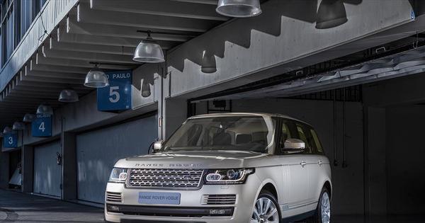 Land Rover chama Range Rover Vogue e Sport por risco das portas ...