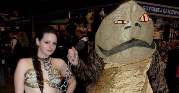 Nos 30 anos de 'Retorno de Jedi', conheça os mais bizarros ...
